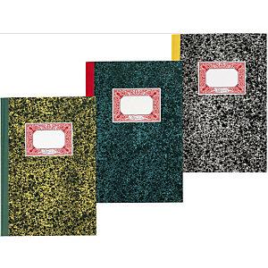 MIQUELRIUS M Libro cartoné, 4º apaisado, cuadricula 4 x 4 mm, 215 x 155 mm