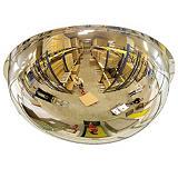 Miroir intérieur de surveillance Volum® hémisphériques 360° ø 80 cm##Halfronde spiegel 360° Ø80 cm