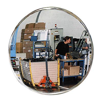 Miroir de sécurité intérieur rond POLYMIR