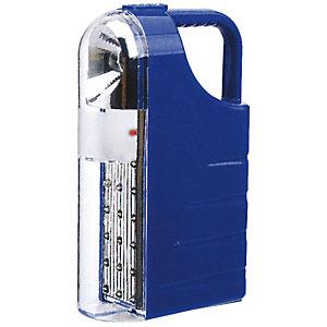 MKC Lampada ad intervento automatico - 18 LED - portatile - ricaricabile - MKC