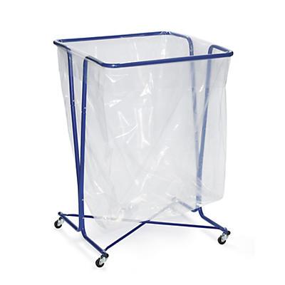 Support-sac mobile 600 litres##Mobiele vuilniszakhouder 600 liter