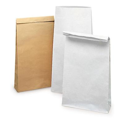 Modstandsdygtig pose af kraftpapir
