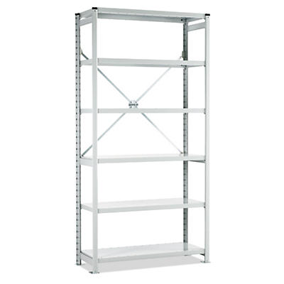 Modular shelving extension bays
