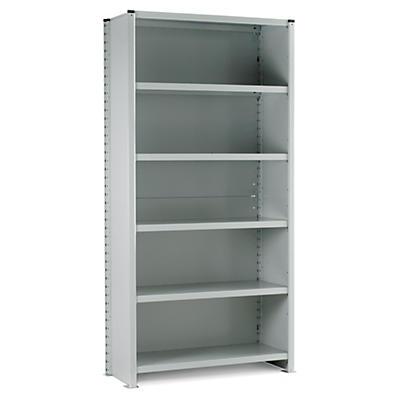 Modular shelving starter bays