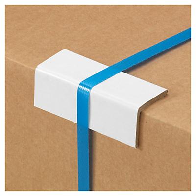 Moisture resistant edge protectors, short length