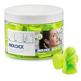 Moldex disposable PU foam earplugs