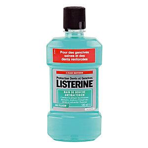 Mondwater Listérine Bescherming tanden & tandvlees, fles van 500 ml