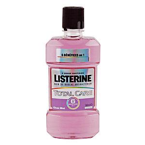 Mondwater Listérine Total Care, fles van 500 ml