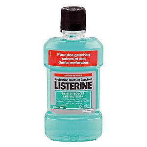 Mondwater Listérine Bescherming tanden & tandvlees, fles van 250 ml