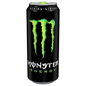 M MONSTER ENERGY Bebida enérgetica, 500 ml