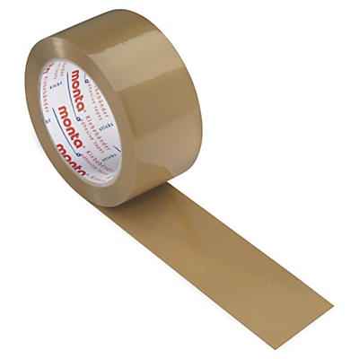 Monta® støysvak PP-pakketape