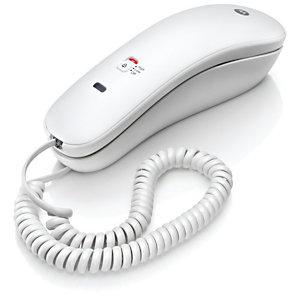 Motorola CT50 Teléfono góndola, blanco
