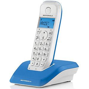 Motorola Startac S1201 Teléfono inalámbrico Azul