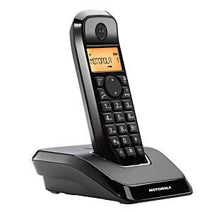 Motorola Startac S1201 Teléfono inalámbrico Negro