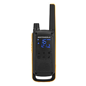 Motorola Talkie-Walkies TLKR T82 Extrême, lot de 2