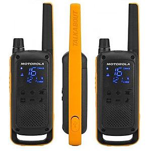 Motorola Talkie-Walkies TLKR T82 Extrême, lot de 2