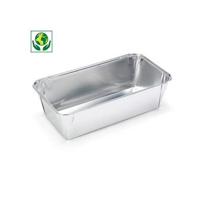 Moule rectangulaire en aluminium