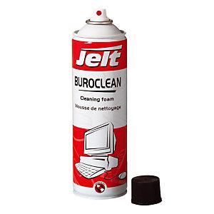 Mousse de nettoyage Jelt Buroclean aérosol 650 ml