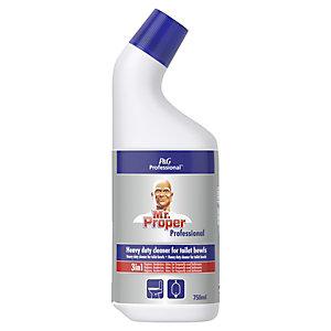 Mr. Proper Professional gel WC  3 en 1- Flacon de 750 ml