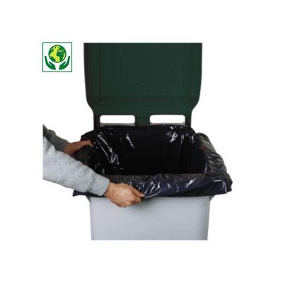 Müllsäcke für großvolumige Mülltonnen