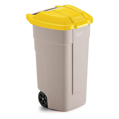 Conteneur Rubbermaid 100 l##Mülltonne Rubbermaid 100 l