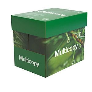 MULTICOPY 5 Ram Original Papier Multi-Usage pour Jet d'encre et Laser A4 Blanc 90 g/m² 500 Feuilles