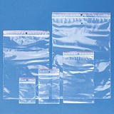 Multipack of premium heavy duty grip-seal bags