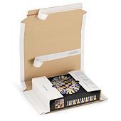 Multiwell® - Självhäftande vita pappomslag - A3-format