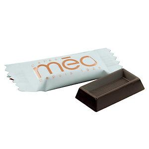 Napolitains de chocolat noir Méo, lot de 300