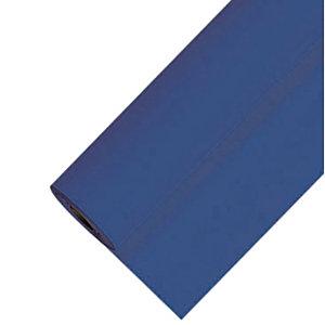 Nappe non tissé en rouleau de 1,20 x 25 m, coloris bleu vif
