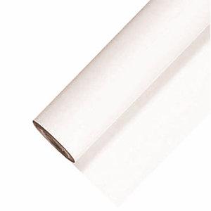 Nappe non tissé en rouleau de 1,20 x 50 m, coloris blanc