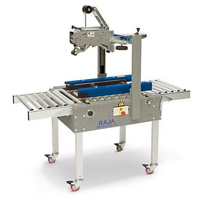 Nastratrici semi-automatica a formato fisso con trascinamento laterale