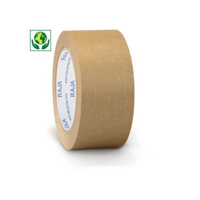 Nastro adesivo in carta kraft qualità resistente RAJA