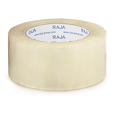 Nastro adesivo trasparente in polipropilene silenzioso RAJA