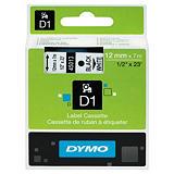 Nastro DYMO D1 bianco per etichettatrice Label Manager