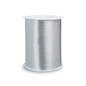 Nastro regalo satinato, 10 mm x 250 m, Argento