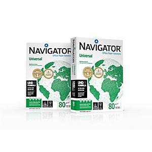 Navigator Papier A4 blanc 80g Universal - Ramette de 500 feuilles