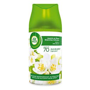 Navulling Air Wick Fresh Matic 250 ml jasmijn en witte bloemen