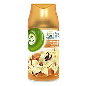 Navulling Air Wick Fresh Matic 250 ml vanille-karamel