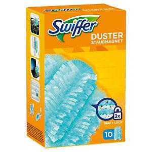 Navulling van 10 afstoffers Swiffer Duster XXL