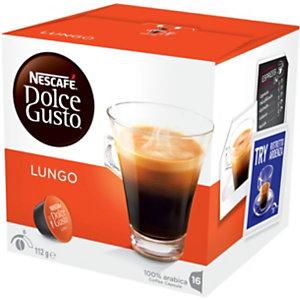Nescafé Dolce Gusto boîte de 16 capsules Café Lungo