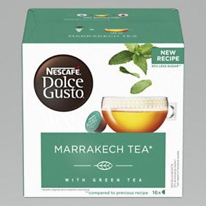 Nescafé Dolce Gusto boîte de 16 capsules Thé à la menthe Marrakech
