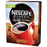 Nescafé CLASSIC Café soluble natural Classic en sobres de 2 gr