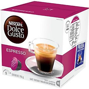Nescafé Dolce Gusto boîte de 16 capsules café espresso