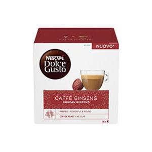 Nescafé Dolce Gusto Caffè Ginseng, 16 capsule