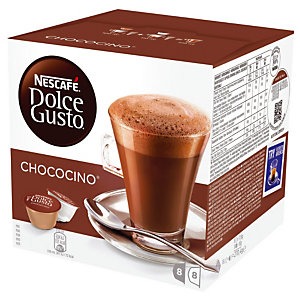 Nescafé Dolce Gusto Chococino, boîte de 16 capsules