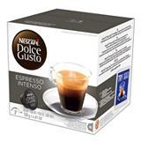 Nescafé Dolce Gusto Espresso Intenso Cápsulas de café, expreso, tostado medio, 16 dosis, 128 g