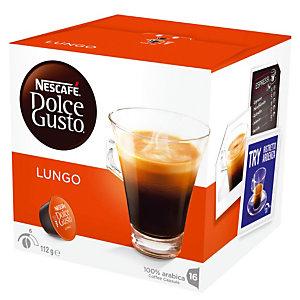 Nescafé Dolce Gusto Lungo, doos van 16 capsules