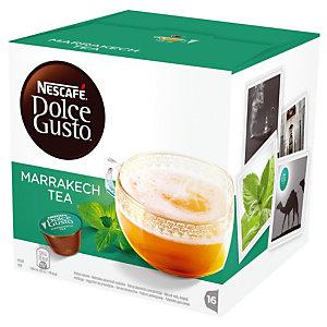 Nescafé Dolce Gusto Marrakech Tea, doos van 16 capsules