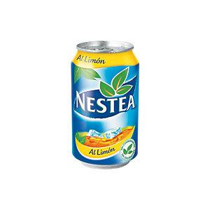 NESTEA Té al limón refresco lata 330 ml